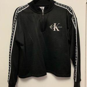 Calvin Klein Jeans Cropped Sweatshirt